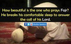 Fajr Prayer - rakas make the sun rise. Save My Life, Way Of Life, Fajr Namaz, Islamic Prayer, Islam Religion, How Beautiful, Ramadan, Quran, Wise Words