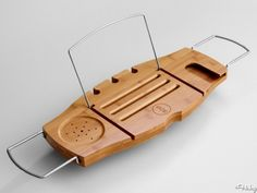 Gifts For Homebodies: Bath Caddy
