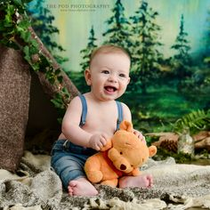 Camping Theme Six Month Portraits Birthday Cake Smash, First Birthday Cakes, Cake Smash Pictures, Boy Face, Six Month, Camping Theme, Baby Portraits, Family First, Photography Photos
