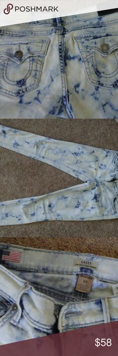 Girl true religion jeans Hardly worn True Religion Pants Skinny