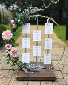Wedding Hoop centre pieces ideal for florists, Cake makers and venue dressers. Wedding Hoop centre pieces ideal for florists Wedding Table Centerpieces, Diy Wedding Decorations, Wedding Signs, Our Wedding, Wedding Ideas, Diy Wedding On A Budget, Wedding Venues, Party Venues, Perfect Wedding