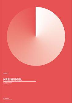Clean Geometric Poster Design by Albert Exergian |