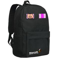 $26.49 (Buy here: https://alitems.com/g/1e8d114494ebda23ff8b16525dc3e8/?i=5&ulp=https%3A%2F%2Fwww.aliexpress.com%2Fitem%2FOn-Sale-High-Quality-Minecraft-backpack-model-enderman-school-bag-model-Pokemon-go-toy-merchandise-Christmas%2F32734184033.html ) On Sale High Quality Minecraft backpack model enderman school bag model Pokemon go toy merchandise Christmas Birthday Gifts for just $26.49