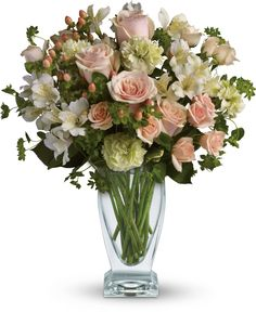 Order Anything for You by Teleflora from Ace Flowers, your local Houston florist, Floristeria. Send Anything for You by Teleflora for fresh and fast flower delivery throughout Houston, TX area. Green Carnation, Flowers For You, Fresh Flowers, Beautiful Flowers, Send Flowers, Fresh Flower Delivery, Same Day Flower Delivery, Rosen Arrangements, Floral Arrangements