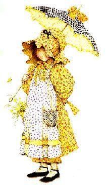 Holly hobby, Yellow