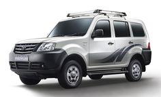 Вседорожник Tata Movus— суть модернизированный вариант модели Sumo.