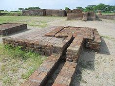 drainage system at Lothal, Ahmedabad District [Gujarat-INDIA]