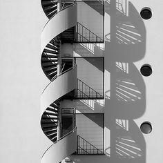 Double Helix by fluxxus1, via Flickr