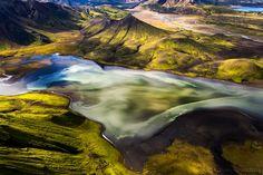 Hochland (Island) © Lukas Gawenda
