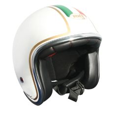 RXT Classic Helmet Italy - Rider Apparel - Scooter Accessories Scooter Helmet, Vespa, Italy, Helmets, Hats, Classic, Wheels, Accessories, Chic