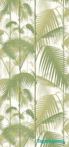 tapeta liście las dżungla // wallpaper jungle woof leaves flora // Tapeta Cole & Son - Contemporary Restyled - Palm Jungle - 95 1001 - Contemporary Restyled - Cole & Son - Tapety dekoracyjne (557 PLN)