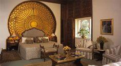 Egyptian Style, Modern Room Decorating Ideas