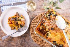 Moussaka, Sauce Béchamel, Brunch, Nom Nom, Dinner, Healthy, Ethnic Recipes, Desserts, Foodies