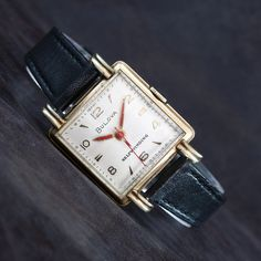 e010aef4145 1951 BULOVA  Swiss  Vintage Gents Dress Watch Automatic For Parts or Repair  WE SPECIALISE