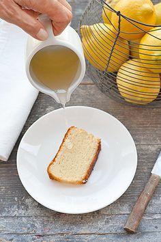 Ricetta Torta al limone o lemon drizzle cake - Labna