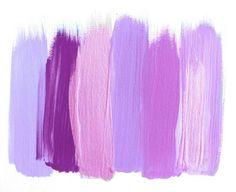 Paint swatches, purple, creative, art | Twitter, Pinterest & Instagram: @TrustVital