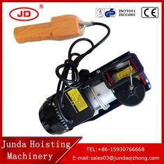 220V PA Type mini Electric Hoist Lifting Equipment Factory
