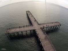 KAP 2012-10-14 Coney Island 13.19_20 by N-Blueion, via Flickr -Kite Aerial Photography Images
