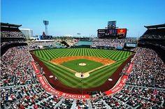Anaheim Angels Baseball