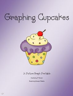 This yummy one page printable graphing activity is sure to be a hit with your students! Students read the picture graph and answer questions using ...