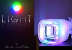 Light by Moore's Cloud - Linux powered LED light source