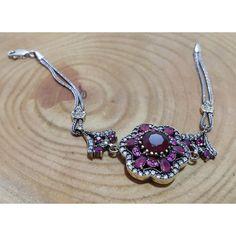 Ruby Stone Antique Silver Bracelet www.hanedansilver.com #Roxelana #East #Market #Hurrem #Jewellers #Silver #Earring #Jewelers #Ottoman #GrandBazaar #Earring #Silver #Pendant #Silver #Bracelet #Anadolu #Schmuck #Silver #Bead #Bracelet #East #Authentic #Jewelry #Necklace #Jewellery #Silver #Ring #Silver #Necklace #Pendant #Antique #istanbul #Turkiye #Reliable #Outlet #Wholesale #Jewelry #Factory