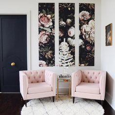 Decoración de interiores estilo vintage