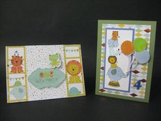 kaisercraft party animals card | Both of these new ranges are due in store any day now and there is a ...