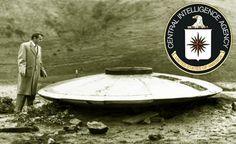 CIA Confirma: Há Atividade Extraterrestre no nosso Planeta!!
