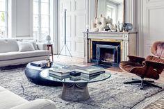 Старая квартира в Париже