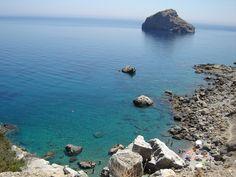Amorgos island (Kyklades)  - Aegean Sea - (Greece)