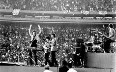 Flashback to The Beatles' Famed Shea Stadium Concert