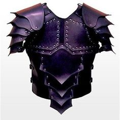 Dragon Rider Leather Armour black from maskworld.com