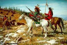 Sarcee Buffalo Hunter Hubert Wackerman kK