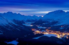 St Moritz... My favourite place on earth!  Spending Christmas there is truly magical.