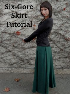 "TOTALLY making this skirt, probably several times. About 6"" above my ankle bone isn't too long for (office) work, is it?"
