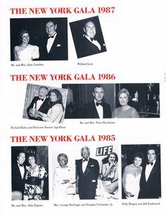 RIta Hayworth Altzheimer Gala 85,86,87