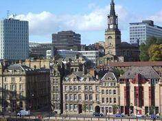 Quayside, Newcastle upon Tyne, England