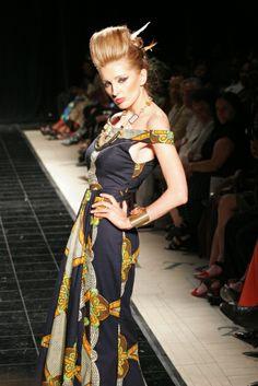 Chianu International @Africa Fashion 2010 #fashion #africanfashion #pr #luxury #africafashionweek  7:00PM Broad Street Ballroom | 41 Broad Street | New York, NY 10004  #AdireeSpecialEvents www.adiree.com/about  www.africafashionweekny.com
