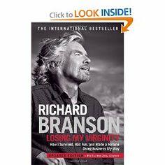 Fantastic book about how Richard Branson built his empire.