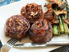 Serious Eats The Food Lab How To Make Grilled Stuffed Flank Steak Pinwheels Entree Recipes, Grilling Recipes, Beef Recipes, Cooking Recipes, Flank Steak Recipes, Grilled Steak Recipes, Beef Round, Round Round, Braciole Recipe