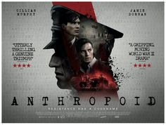 ANTHROPOID   http://www.themoviewaffler.com/2016/08/new-release-review-anthropoid.html