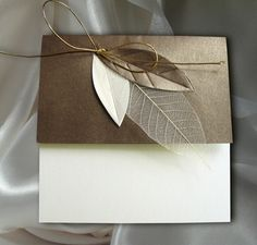 fall wedding invitation gorgeous concept, too bad i cant understand the link...  :(