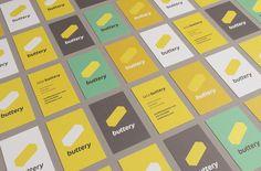 Unique Business Card, Buttery #businesscards #design (http://www.pinterest.com/aldenchong/)