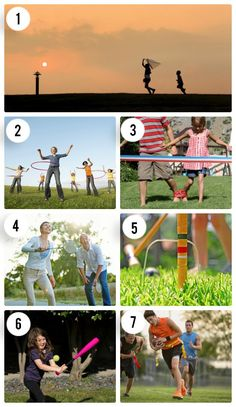 Classic and Fun Outdoor Games for Kids