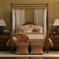 Montego Canopy Bed - Ethan Allen US