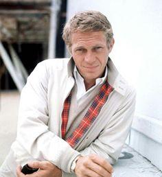 Steve McQueen 60's Claxton