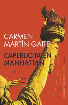 Day 10, a book that reminds me of home - I remember reading Caperucita en Manhattan because it was one of those books you had to read for high school. I was the longest we had never read but I enjoyed so much! I remember a lot evening in my parents' living room with this book!