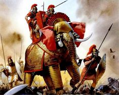 Punic War Elephant