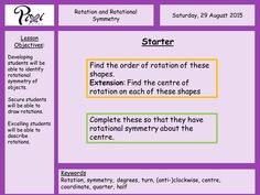 Tes provides a range of primary and secondary school teaching resources including lesson plans, worksheets and student activities for all curriculum subjects. Subtraction With Regrouping Worksheets, Math Worksheets, Tes Resources, Teaching Resources, Geometric Transformations, Mega Math, Rotational Symmetry, Triangle Worksheet, Linear Function